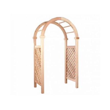 Rustic Natural Cedar Furniture 0600605 N.E Deluxe