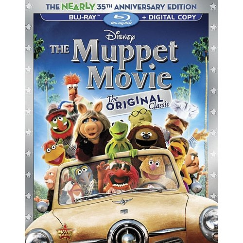The Muppet Movie (Nearly 35th Anniversary: Special Edition) (Blu-ray + Digital Copy) (Widescreen)