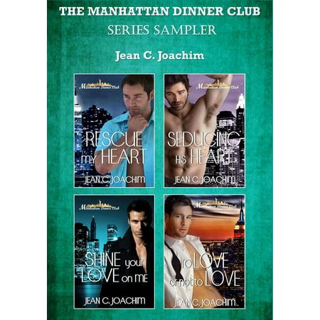 The Manhattan Dinner Club Series Sampler - eBook