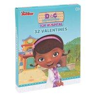 32ct Doc McStuffins Valentine Cards