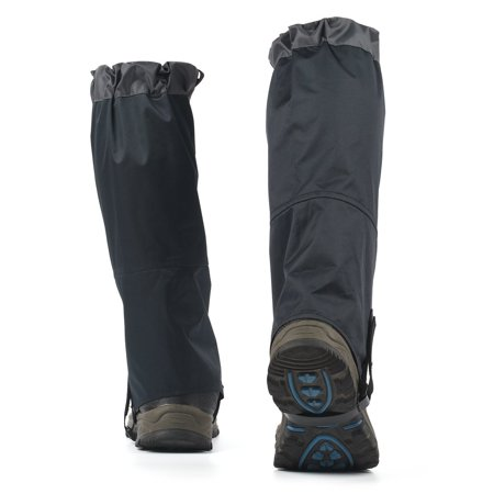 1 Pair OUTAD Waterproof Snow Legging Gaiters Cover for Outdoor Hiking Hunting - image 5 of 8