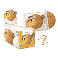 Lenny & Larry's, The Complete Cookie, Peanut Butter, 16g Protein, 12ct