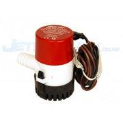 rule 25s electric sensing bilge pump - 500 gph image 2 of 2