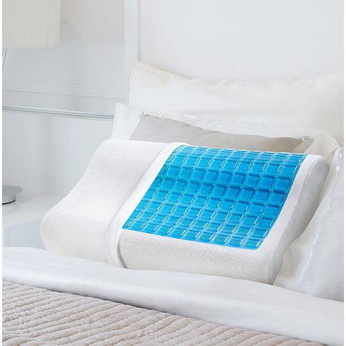 PharMeDoc Contour Memory Foam Standard Pillow