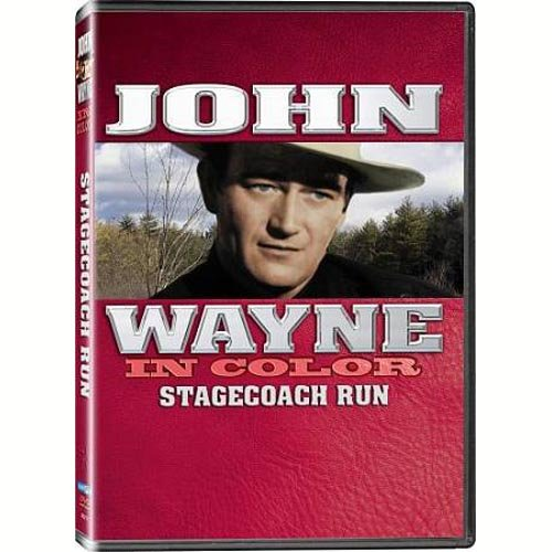 John Wayne In Color: Stagecoach Run