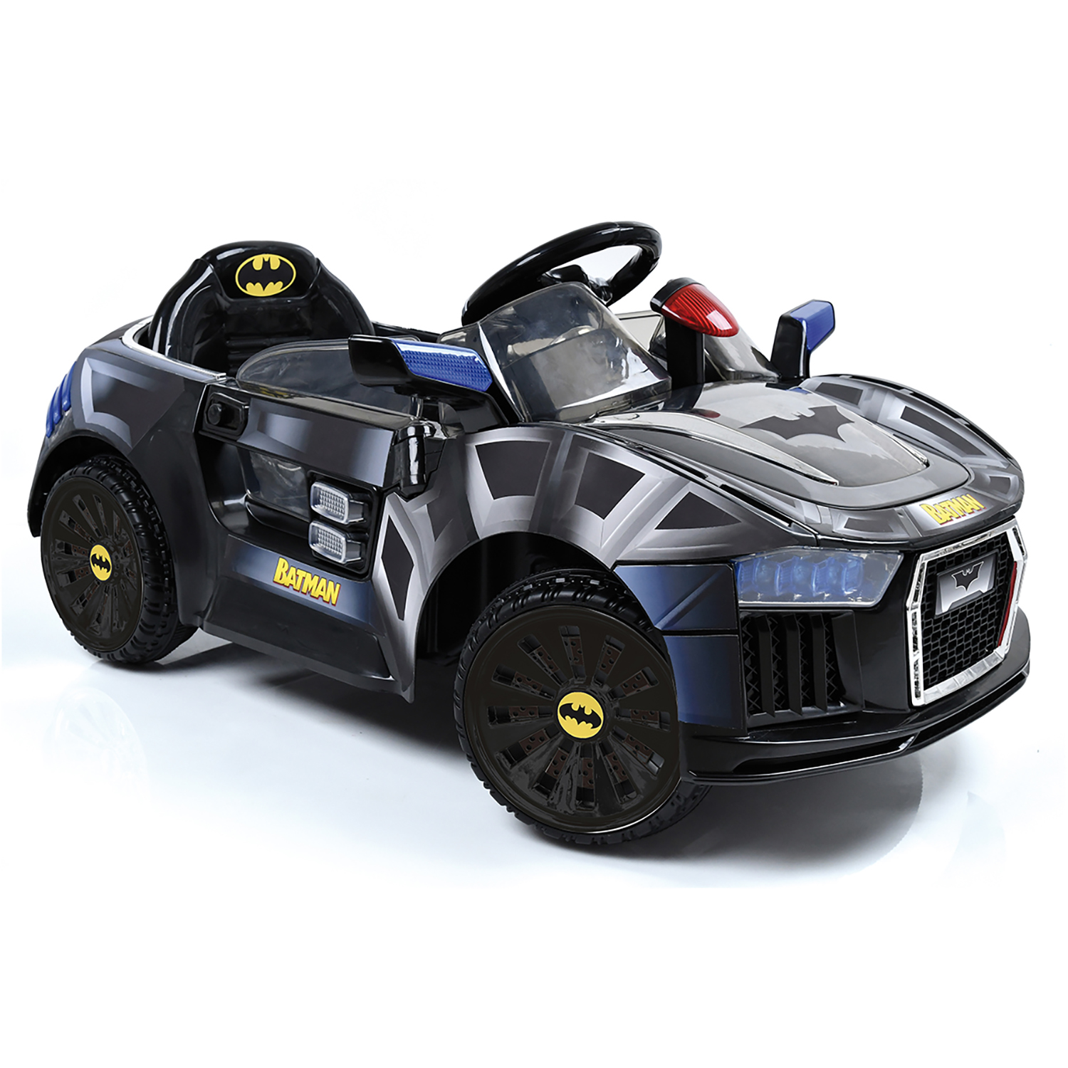 Hauck Batmobile 6V Battery Powered Electric Ride-On Sports Car (Batman) by Hauck
