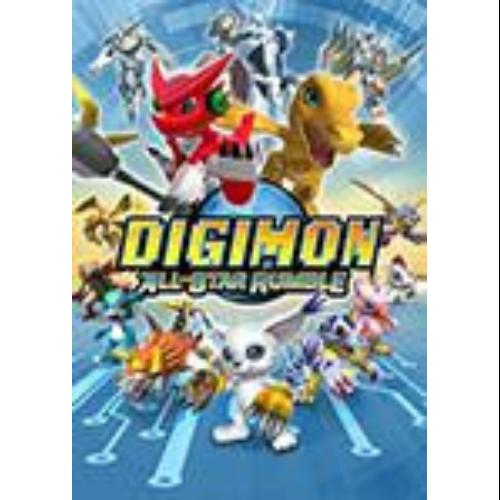 Namco Digimon All-star Rumble - Action/adventure Game - Playstation 3 (11140_2)
