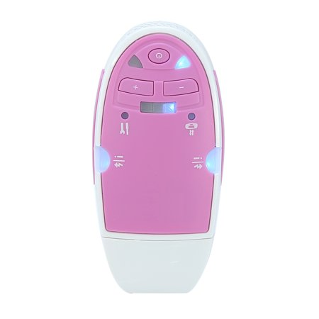 Tebru Electric Laser Hair Removal Machine System Permanent Body Epilator with 2 Lamps, Women Epilator, Laser Hair Removal, Hair