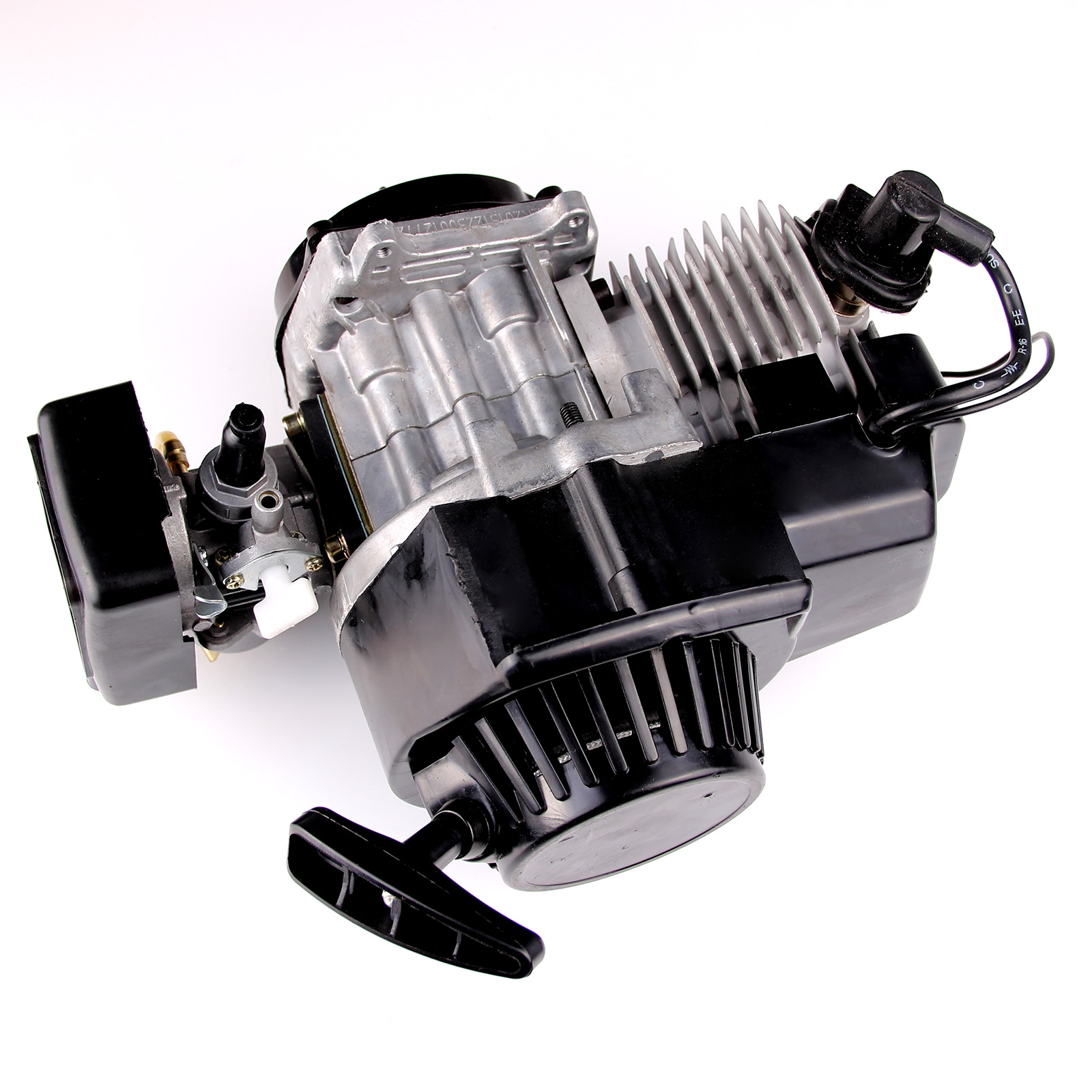AURELIO TECH 49cc 2-Stroke New Motor Engine Pocket Mini B...