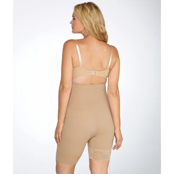 e6e0a3570c2 Maidenform - Maidenform Firm Foundations Curvy Hi Waist Thigh ...