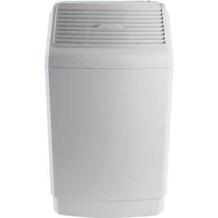 AIRCARE Space Saver Evaporative Humidifier covers up to 2700 sq. ft.