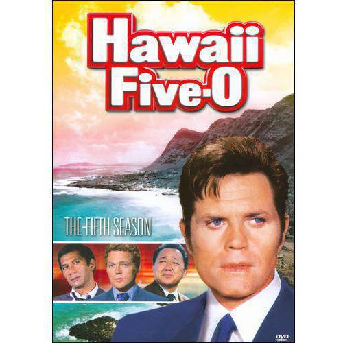 HAWAII FIVE O-5TH SEASON COMPLETE (DVD/6DISCS)