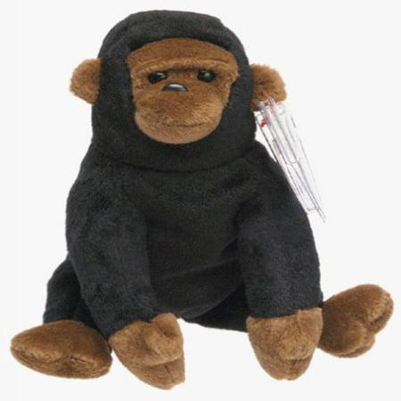 TY Beanie Baby - CONGO the - Baby Gorilla