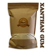 Xanthan Gum - 5lb Bag - Kosher, NON GMO, Gluten Free