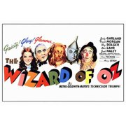 The Wizard of Oz POSTER (27x40) (1939)