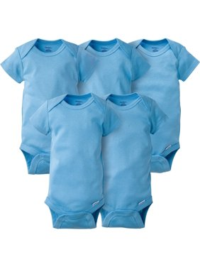 be41a92e219 Product Image Newborn Baby Boy Short Sleeve Crafting Onesies Bodysuits