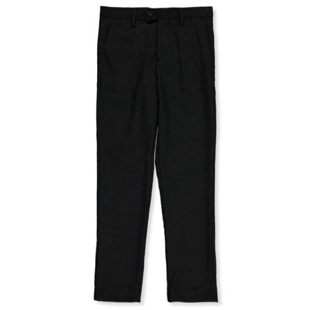 Alberto Cardinali Boys' Slim Fit Dress Pants