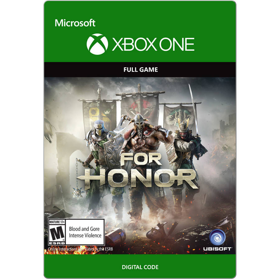 Xbox One For Honor (email delivery)