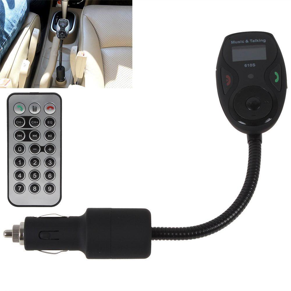 ePathChina 610 Wireless Bluetooth Hands_Free FM Transmitt...