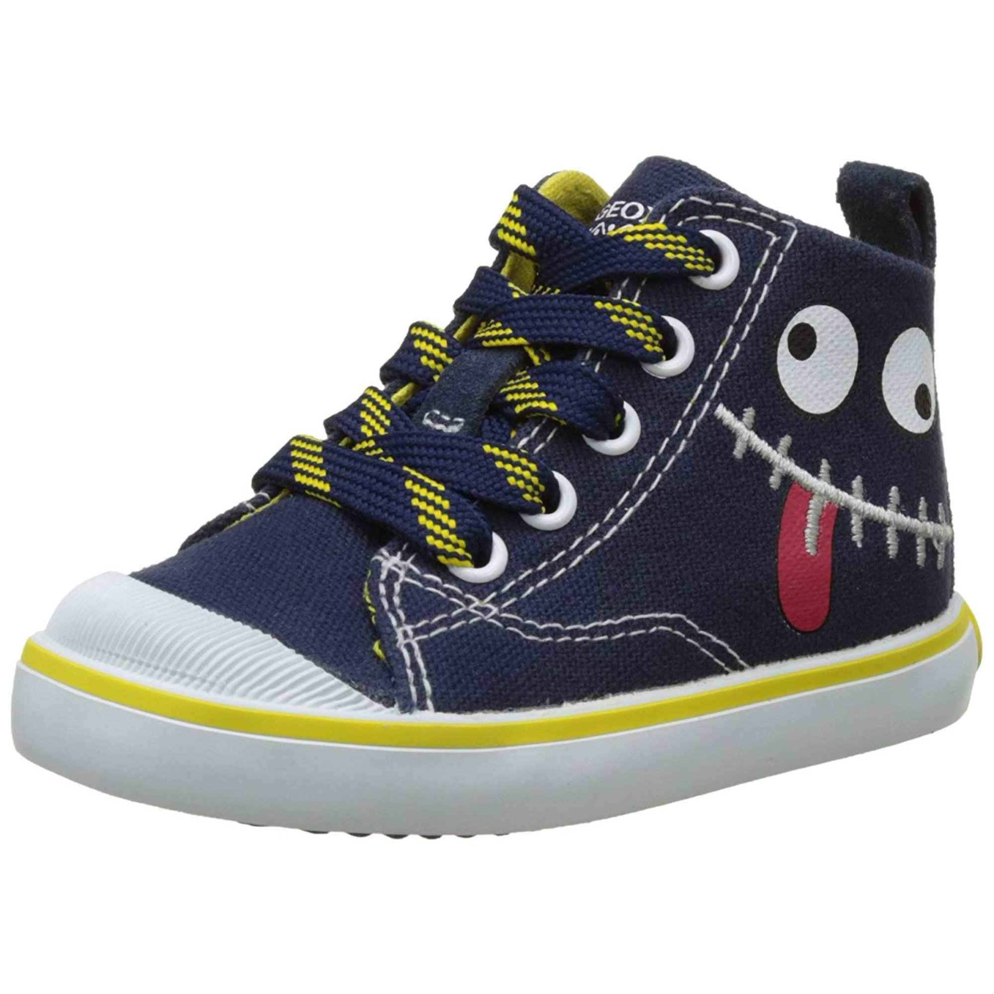 nice shoes pick up best prices Kids Geox Boys Baby Kiwiboy 81 Sneaker Low | Walmart Canada