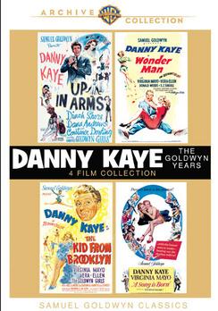 Danny Kaye Danny: The Goldwyn Years (DVD) by