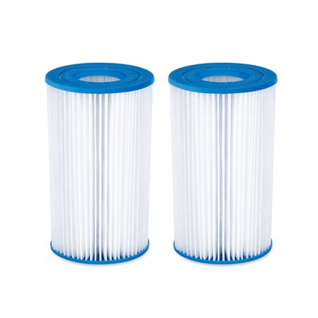 Summer Waves® Pool Filter Cartridge 2 Pack (Type A/C)