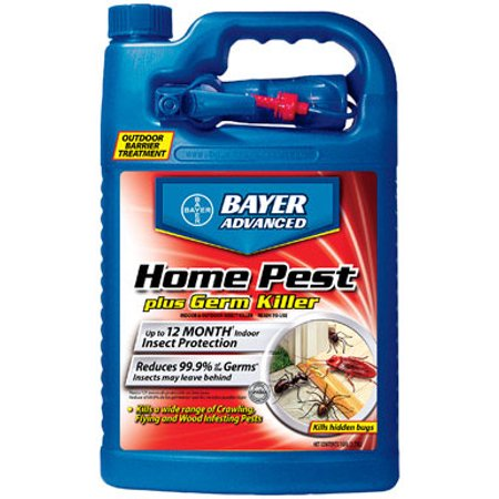 Bayer Complete Insect Killer (Bayer Advanced Insect Killer With Germ Control )