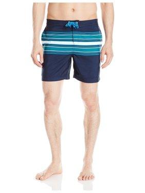 Deep Mens Striped Trunks Swimwear 30