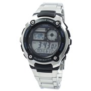 Casio Youth Illuminator World Time Digital AE-2100WD-1AV AE2100WD-1AV Mens Watch