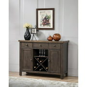 Chelsea Home Furniture Victor Two-tone 3-drawer Server