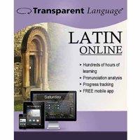 Transparent Language Online Latin (12 Month) (Digital Code)