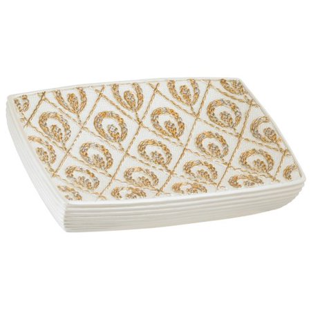 c9cb77e144583 Sweet Home Collection Seraphina Bath Accessory Soap Dish - Walmart.com