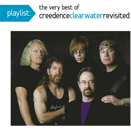 Playlist: The Very Best Of Creedence Clearwater Revisited