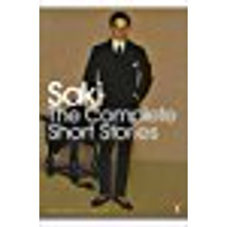 Saki  The Complete Short Stories  Penguin Modern Classics   Paperback
