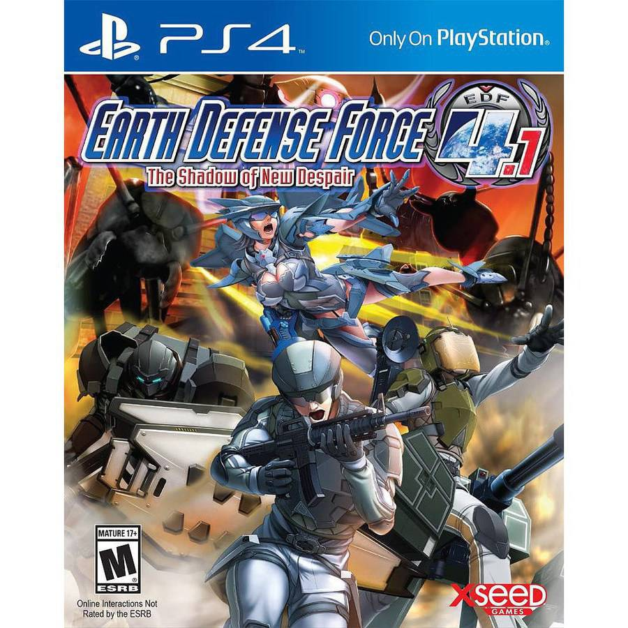 Earth Defense Force 4.1: Shadow of New Despair