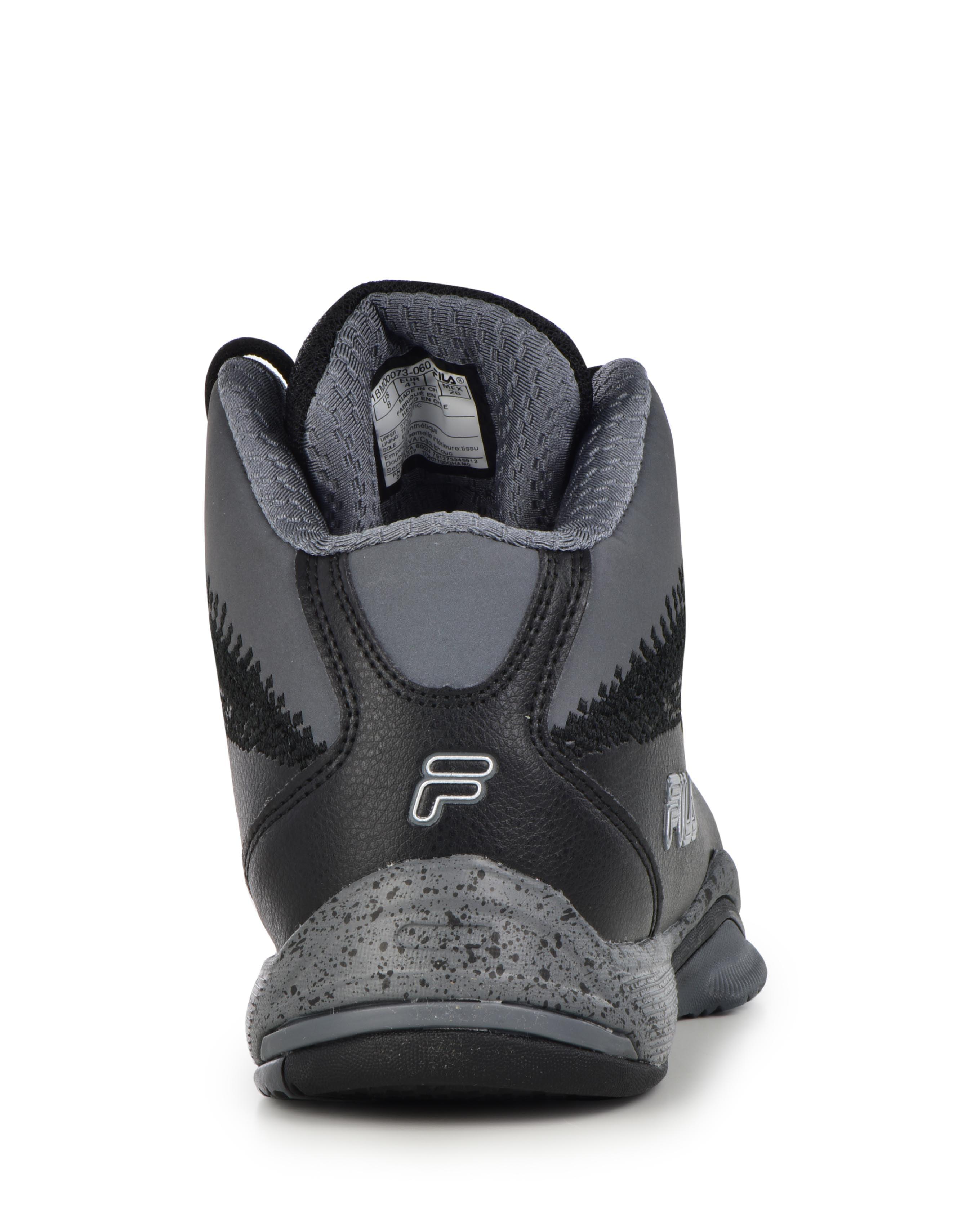 Gentlemen/Ladies:Fila Men's selection Contingent 4 Basketball Sneaker: selection Men's material 5a6656