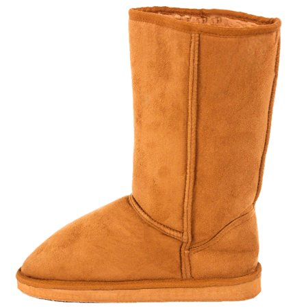 Cammie Women's Classic Faux Sheepskin Fur Winter Boots Faux Sheepskin Boot