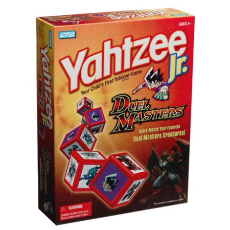 Duel Masters Yahtzee Jr., Enter the zone, and shake things up with some great Yahtzee fun By None Ship from US