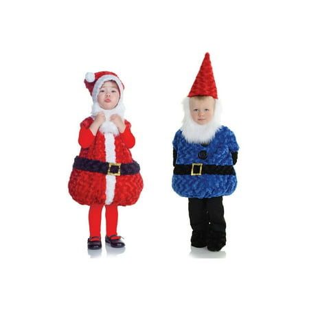 Christmas Santa Claus and Gnome Toddler Baby Boys Costumes](Gnome Costume Baby)