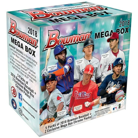 MLB 2018 Bowman Mega Box 1991 Bowman Baseball Factory
