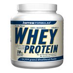 Jarrow Formulas Whey Protein, Supports Muscle Development, French Vanilla, 16
