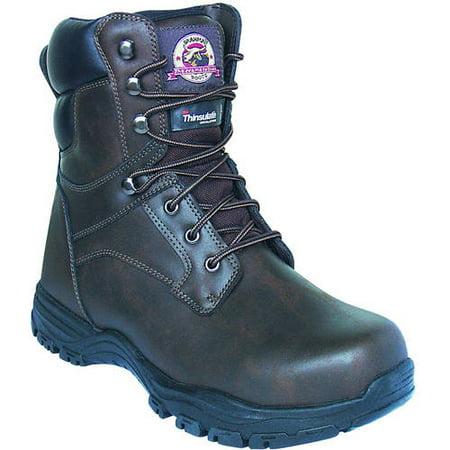 """Image of Brahma Men's Challenger Steel Toe 8"""" Work Boot"""