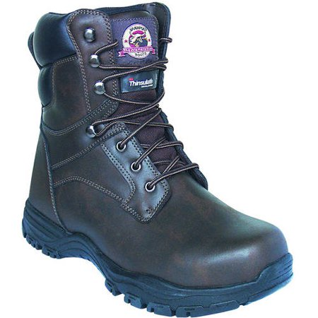 "Brahma Men's Challenger Steel Toe 8"" Work Boot"