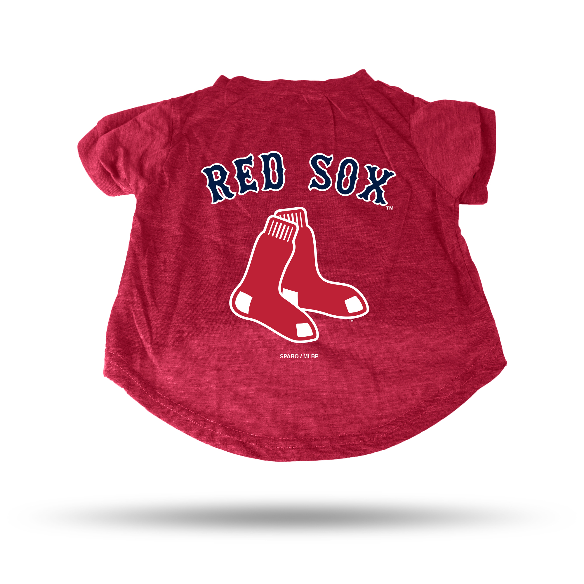 Boston Red Sox Pet Tee Shirt Size M