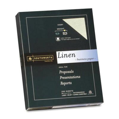Southworth Linen (Southworth Linen Business Paper SOUJ568C )