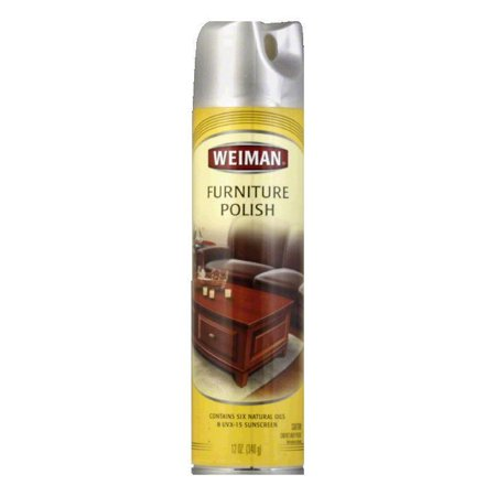 Weiman Furniture Polish Walmart Com