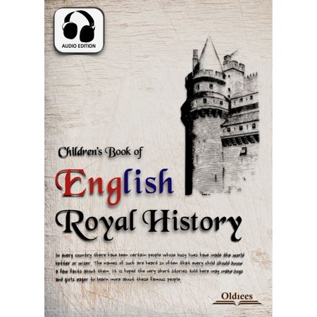 Children's Book of English Royal History - eBook (English Class Halloween History)