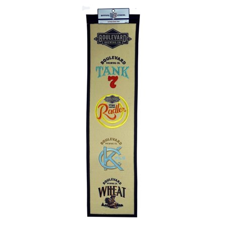 Boulevard Brewing Company 8x32 Wall Banner w/dowel for hanging
