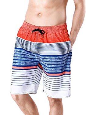 75411172c73 Black Mens Swim Trunks - Walmart.com