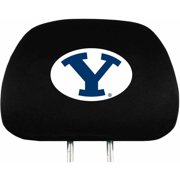 NCAA BYU Head Rest Cover